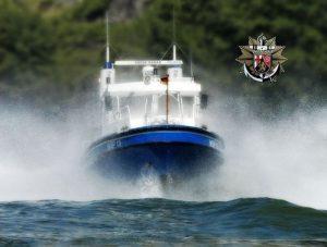 Neckargemünd – Gefährlicher Eingriff in den Schiffsverkehr