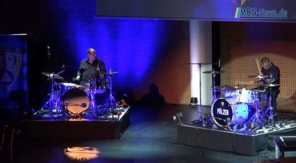 Frankenthal – Drum Battle beim gelungenen Liederabend vom 1.Frankenthaler Männerchor