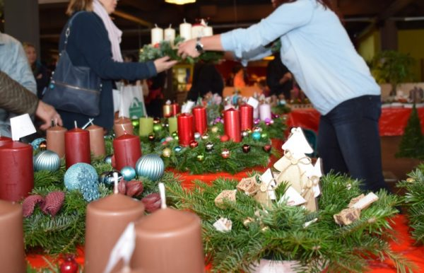 Mosbach – Weihnachtsmarkt der Johannes-Diakonie im Kultur- und Begegnungszentrum fideljo