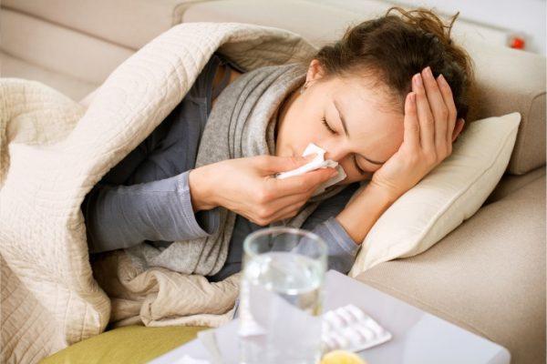 Ludwigshafen – Erkältungszeit: So macht man die Grippe nass