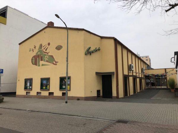 Rhein-Pfalz-Kreis  – Kinoprogramm  CapitolLichtspieltheater ab 08.11.