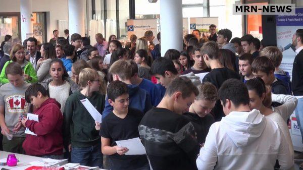 Heidelberg – Ausbildung oder duales Studium? Erste Ausbildungs- und Studienmesse des HPC der F+U lieferte Antworten