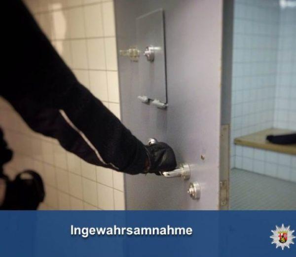 Ludwigshafen – 27-Jähriger widersetzt sich in Zelle
