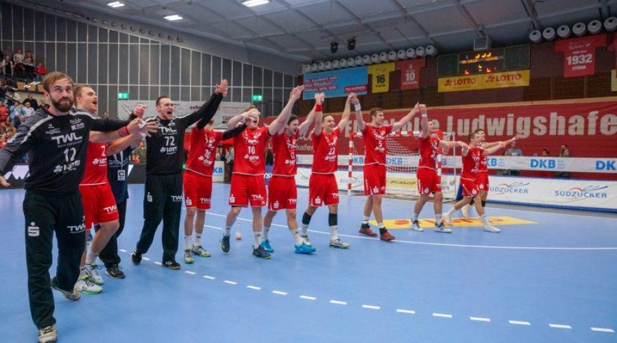 Ludwigshafen – Erster Heimsieg dank langer Aufholjagd