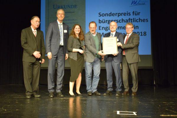 """Mutterstadt – Eine """"herzliche"""" Stimmung bei der Jubiläumsfeier """"10 Jahre Bürgerstiftung Mutterstadt"""" im Palatinum in Mutterstadt"""