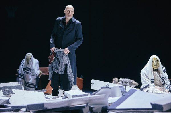 Ludwigshafen – Der Kaufmann von Venedig-Aufführung des Deutschen Schauspielhauses Hamburg im Theater im Pfalzbau