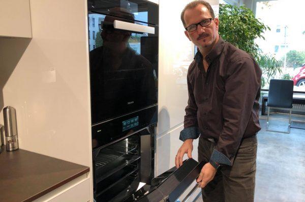 """Ludwigshafen – Nach erfolgreichem Start des Küchenstudios """"Die innovative Küche"""" folgt nun das Dialoggarer-Kochevent 2018 – Anmeldung erforderlich"""