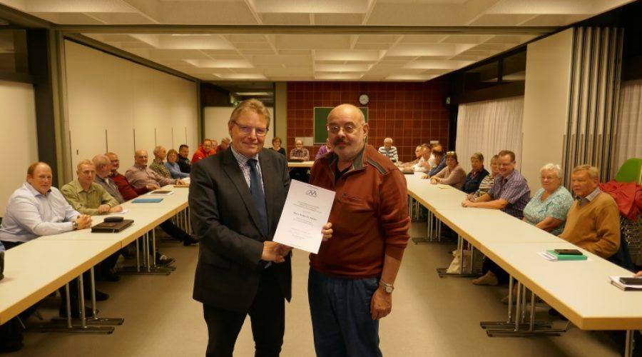 Mutterstadt – Ein Vierteljahrhundert im Dienst der Mutterstadter Vereine