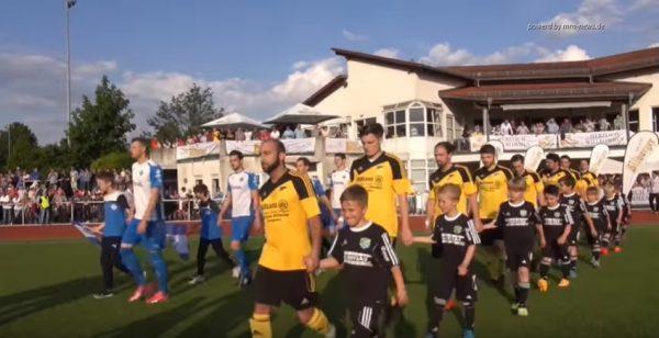 Edenkoben – Halbfinale Verbandspokal – FV Dudenhofen empfängt den 1. FC Kaiserslautern