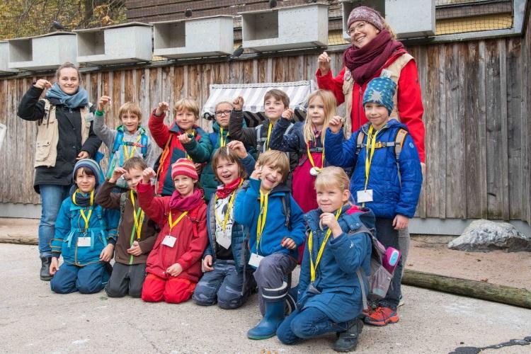 Weihnachtsgeschenke Für Kinder 2019.Heidelberg Gutscheine Der Zooschule Als Tolles Weihnachtsgeschenk