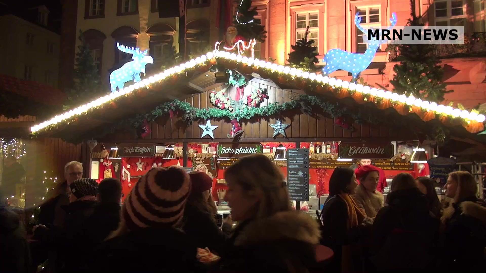 öffnungszeiten Weihnachtsmarkt Heidelberg.Heidelberg Besucht Den Heidelberger Weihnachtsmarkt