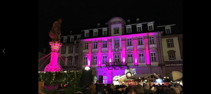 Heidelberg Weihnachtsmarkt.Heidelberg Zauberhafter Advent In Heidelberg Der Heidelberger