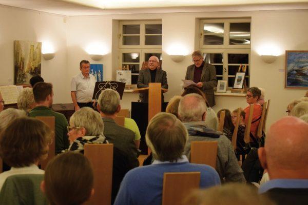 Mutterstadt – Ausstellungseröffnung der Künstlergruppe kreArt