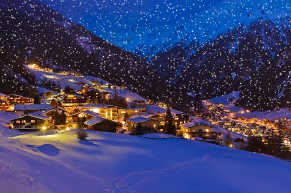 Mannheim – Weiße Weihnachten: Lag früher wirklich häufiger Schnee?