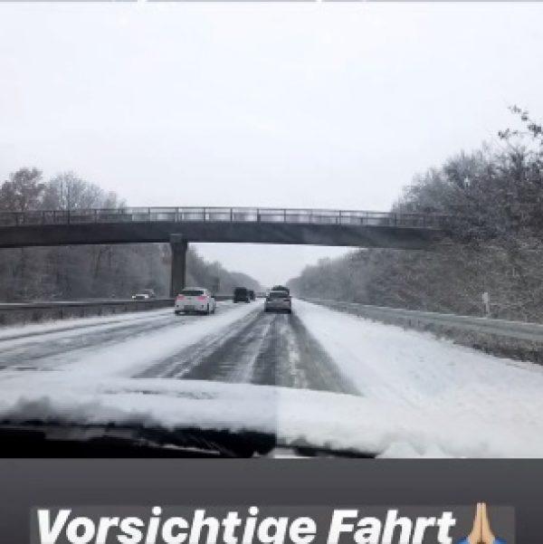 Ludwigshafen –  Witterungsbedingte Verkehrsunfälle