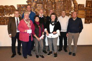 Mutterstadt – Erstmals neun Ehrenamtskarten verliehen