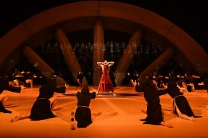 Ludwigshafen – Tanzstück Carmina Burana am 22.12. 2018 im Theater im Pfalzbau