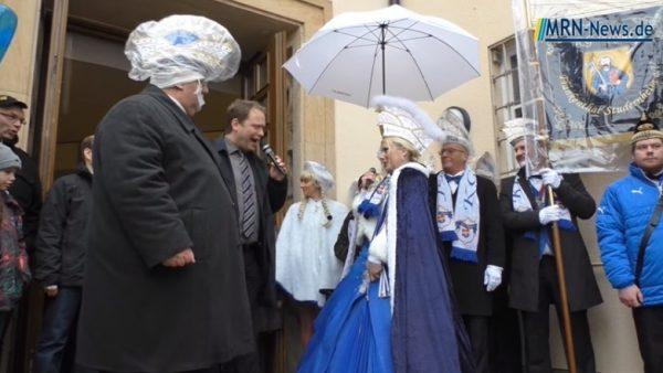 Frankenthal – Neujahrsempfang der Frankenthaler Karnevalsvereine am 5. Januar 2019
