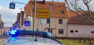 Gönnheim – Bombenentschärfung erfolgreich beendet