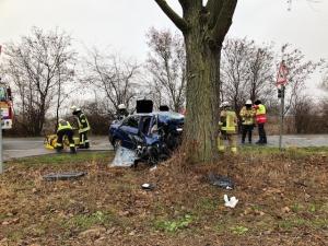 Frankenthal/Petersau – Tödlicher Verkehrsunfall auf der K1