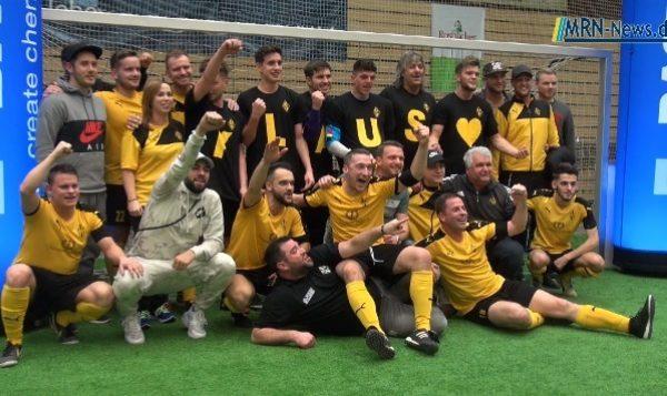 Ludwigshafen – Hallenfußball-Stadtmeisterschaft – Facebook-User tippen auf BSC Oppau
