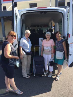 Schifferstadt – Jeden Freitag: Einkaufsfahrten mit Bürgerbus