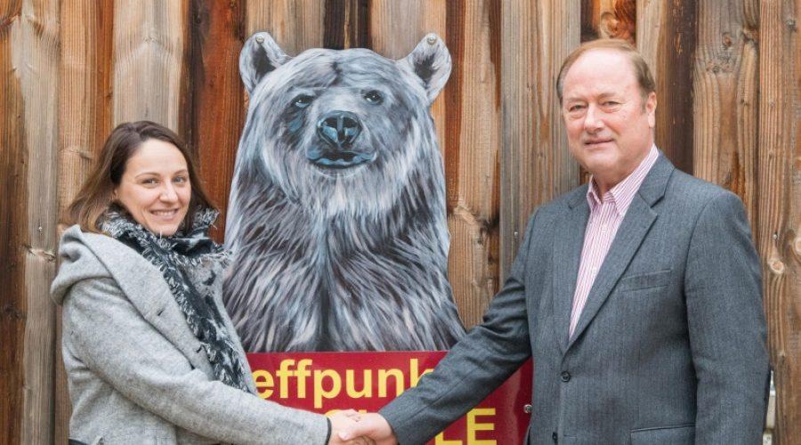 """Heidelberg – Verein MARWIN e.V. unterstützt durch eine großzügige Förderung von 15.000 Euro  das Projekt """"Erlebnis Zoo"""""""