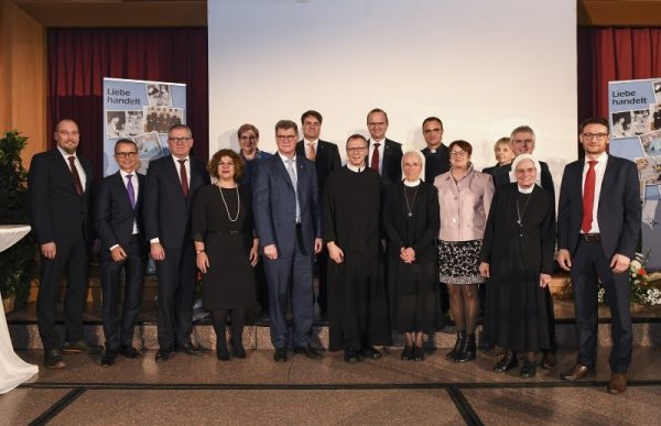 Mannheim – Theresienkrankenhaus und St. Hedwig-Klinik offiziell an die Barmherzigen Brüder Trier übergeben