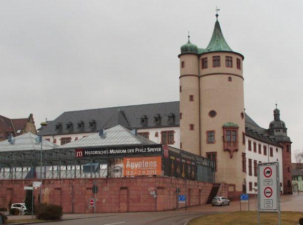 Speyer – Sanierung des undichten Erweiterungsbaus vorantreiben