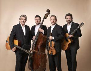 Hemsbach – Joscho Stephan Quartett am 27. Januar in der Kulturbühne – Max Harmonische Raffinesse, rhythmisches Gespür, atemberaubende Soli