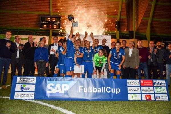 Rauenberg – SC Sand gewinnt SAP FußballCup nach packendem Finale
