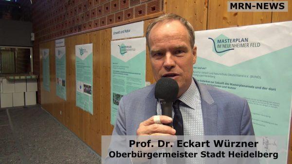 """Heidelberg – Im Neuenheimer Feld: Gemeinderat diskutiert über Maßnahmen zur besseren Erreichbarkeit: OB Eckart Würzner: """"Wir brauchen auch ein kurzfristiges Maßnahmenpaket!"""""""