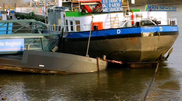 Speyer – Video zur Schiffshavarie