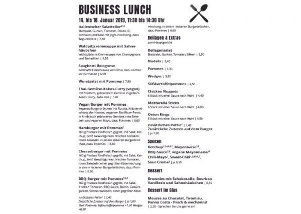 Ludwigshafen – Im LuTime die Mittagspause genießen