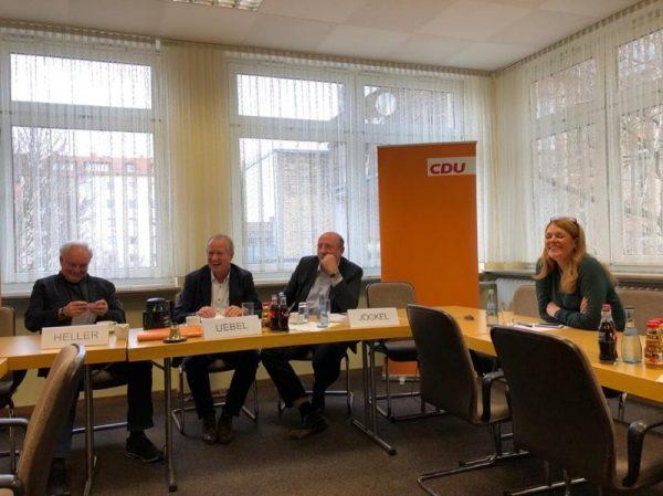 """Ludwigshafen – CDU stellt ganzheitlichen """"Masterplan Innenstadt 2030"""" vor"""
