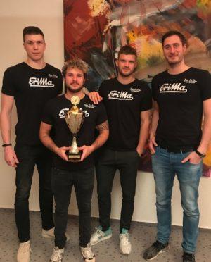 Ludwigshafen – Eulen sind Mannschaft des Jahres der Stadt Ludwigshafen – Ben Matschke erhält Sonderpreis
