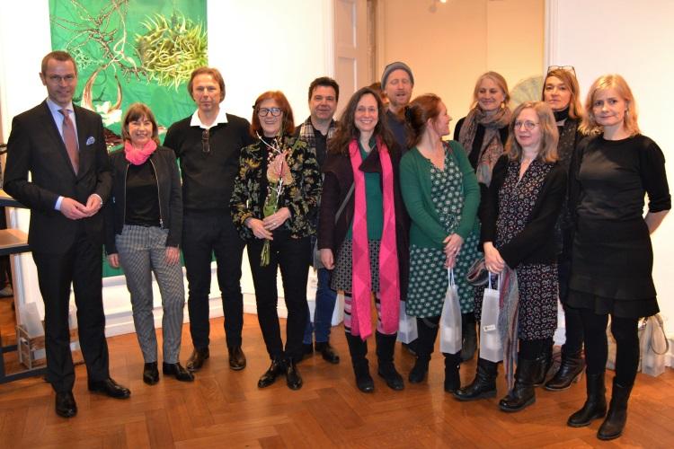 Landau Barock Zeitgemäß Interpretiert Ausstellung Modern