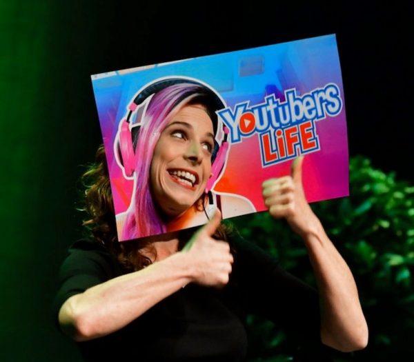 """Ludwigshafen – """"Sein oder Online"""" – Kabarett von Katalyn Bohn am 28.02.2019 im Theater im Pfalzbau"""