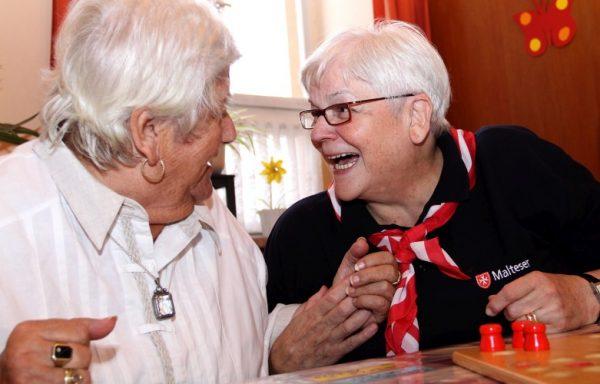 Speyer – Menschen mit Demenz verstehen und begleiten – Malteser bieten Kurs für Pflegekräfte und Angehörige an