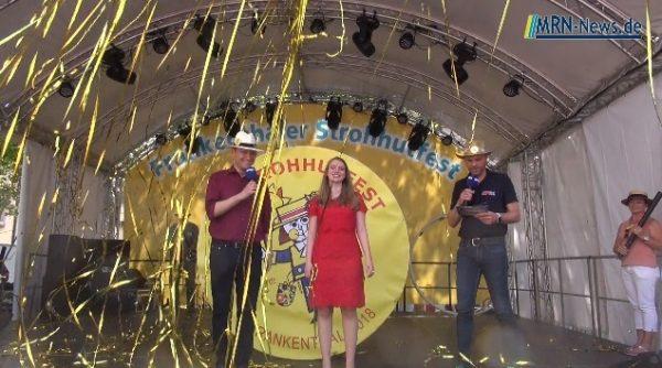 Frankenthal – Strohhutfest – 44. Miss Strohhut 2019 gesucht: Bewerbungen ab sofort möglich