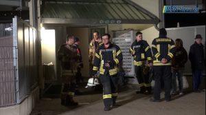 Frankenthal – VIDEO – Feuerwehreinsatz auf Grund Stromverteilerkasten Brand am Mina Karcher Platz