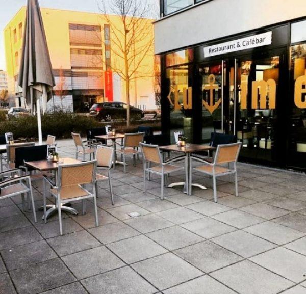 Ludwigshafen –  LuTime: Die Mittagspause jetzt auch auf der Terrasse genießen