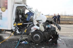 Mutterstadt – Autobahnpolizei Ruchheim – Schwerer Unfall auf der BAB 61