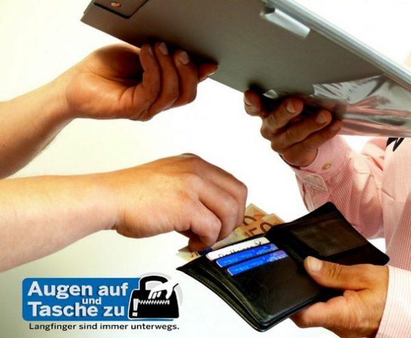 Frankenthal – 65-jährige Rentnerin Opfer eines Taschendiebstahls