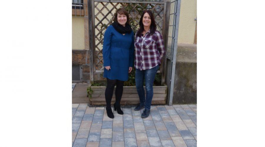 Landau – Ein Haus der Hoffnung – Spenden ermöglichen Sanierung des Außenbereichs des Frauenhauses in Landau