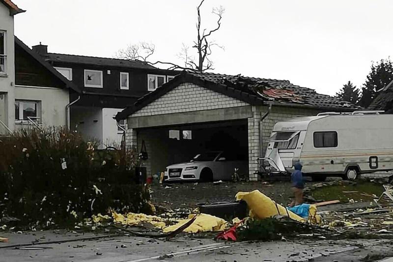 Roetgen Tornado
