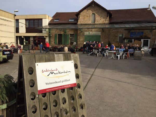 Neustadt – 2018er Weine laden zum Kennenlernen ein Jahrgangspräsentation im Weinland Meckenheim