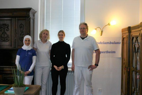 Mannheim – Die Schwindelambulanz Lampertheim wird neuer Business Club Partner