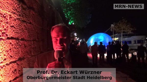 """Heidelberg – Naherholung in der Stadt! Die Aktion """"Neckarorte – Stadt an den Fluss"""" wird immer konkreter! Neckarlauer wird neu gestaltet – Machbarkeitsstudie für neue Neckarpromenade"""
