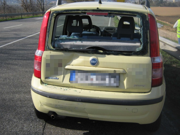 Neustadt/Lambrecht  – Zwei Unfälle mit leicht verletzten Personen